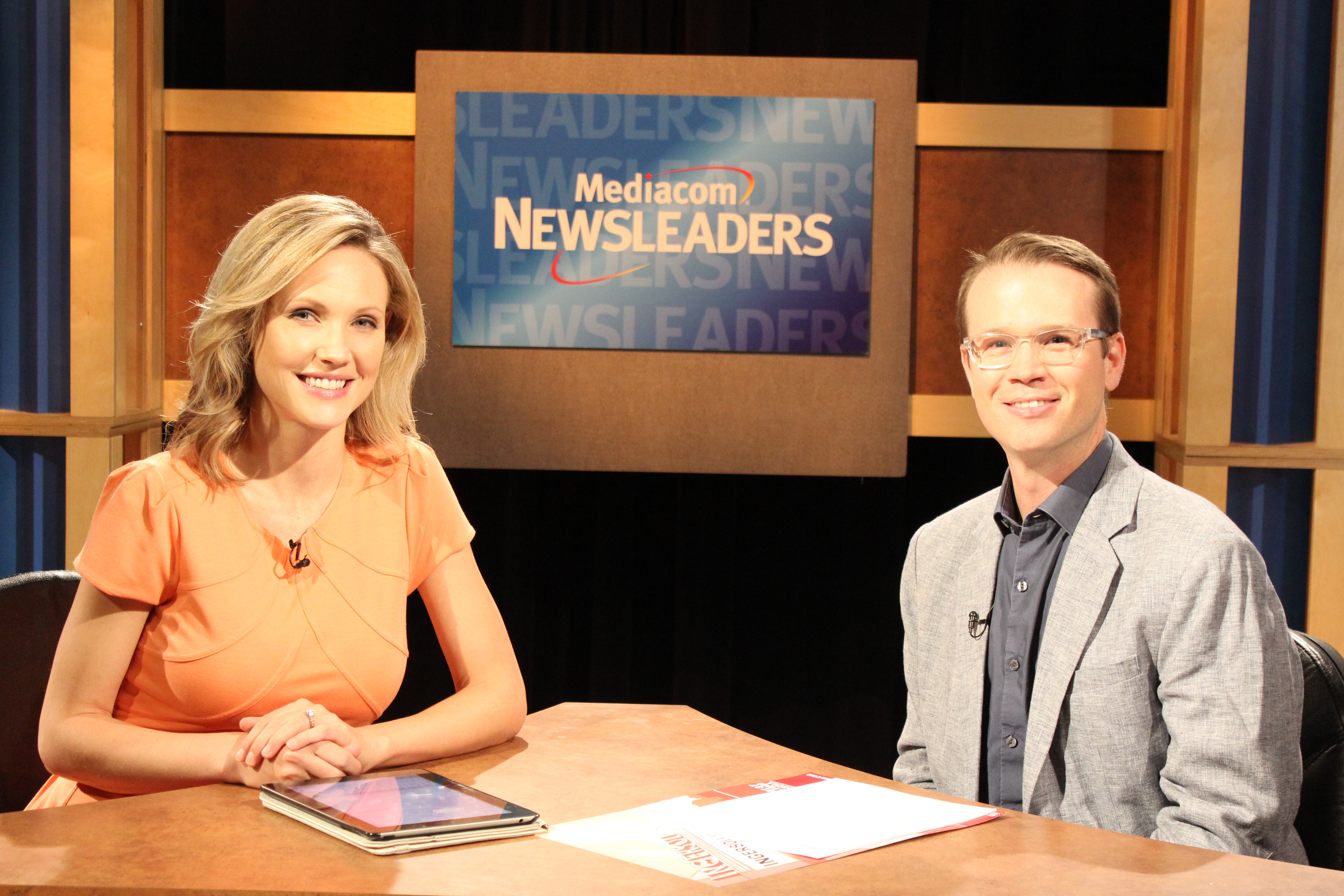 Ingersoll LIVE and Avenues Preview on Mediacom Newsleaders