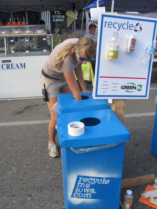 Ingersoll LIVE Leads The Way In Local Zero-Waste Events