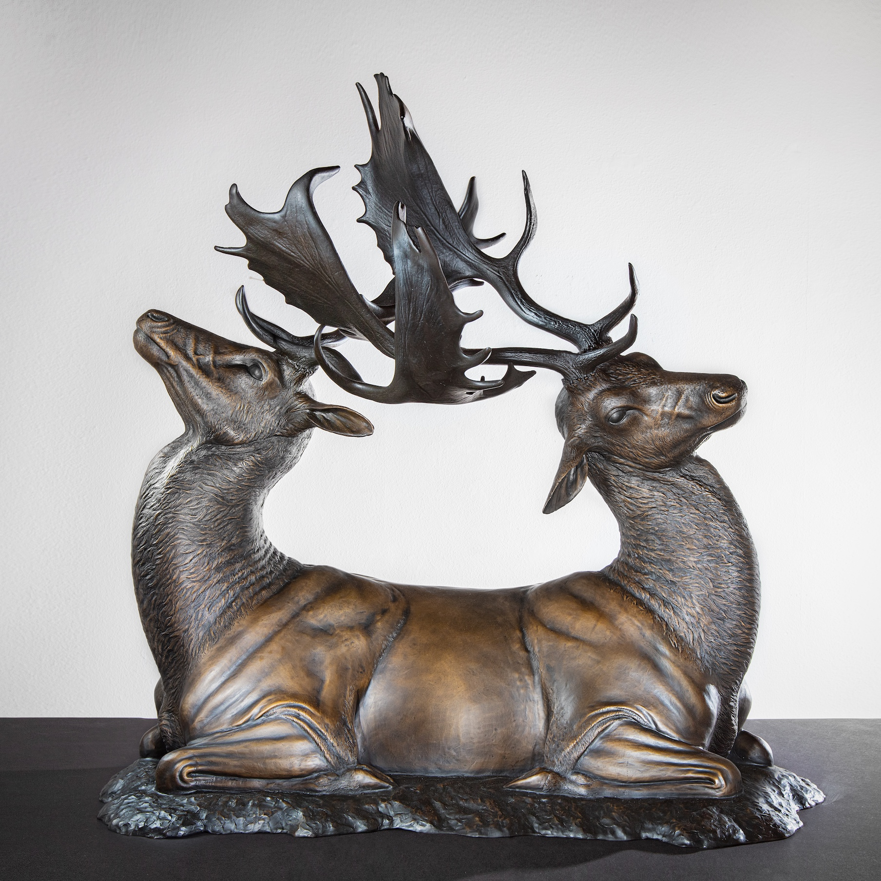 Black Crown Sculpture Unveiled at 42nd & Ingersoll